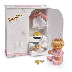 Comprar en oferta Famosa Barriguitas armario con figura de bebé
