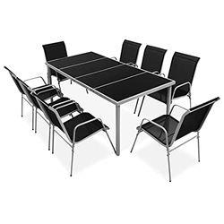 vidaXL Garden Set (43306) - Conjuntos muebles de exterior