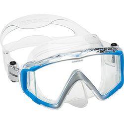 Cressi Liberty Triside - Gafas y tubos de buceo