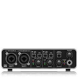Behringer U-Phoria UMC202HD - Interfaces de audio