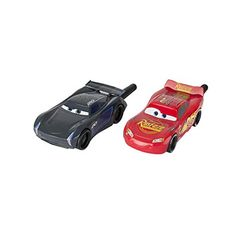 IMC Cars 3 - Lightning McQueen and Jackson Storm Walkie Talkies - Juguetes tecnológicos