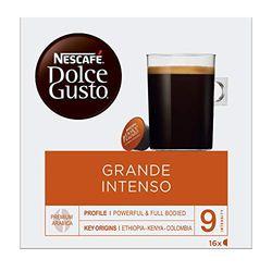Nescafé Dolce Gusto Caffe Grande Intenso (16 cápsulas) - Cápsulas café