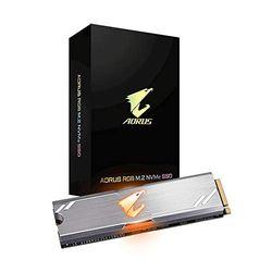 GigaByte Aorus RGB 512GB M.2 - Discos duros SSD