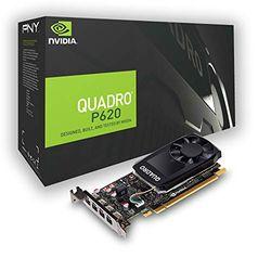 PNY Quadro P620 2GB GDDR5 - Tarjetas gráficas
