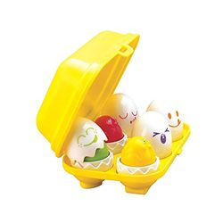 TOMY Huevos encajables y formas - Juguetes de actividad