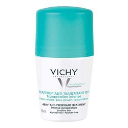 Comprar en oferta Vichy Anti-transpirante 48 H roll-on tratamiento desodorante (50 ml)