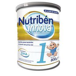 Nutribén Innova 1 (800 g) - Alimentación del bebé