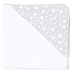 Cambrass Capa de baño Star Gris - Toallas bebé