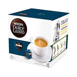 Nescafé Dolce Gusto Bonka Espresso (16 cápsulas) - Cápsulas café