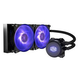 CoolerMaster MasterLiquid ML240L RGB - Refrigeración líquida