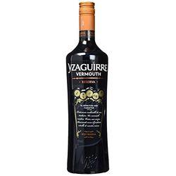 Yzaguirre Vermouth Rojo Reserva 1l 18% - Bebidas espirituosas
