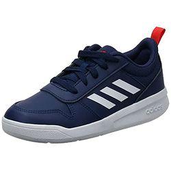 Adidas Tensaurus Kids dark blue/cloud white/active red - Zapatillas running