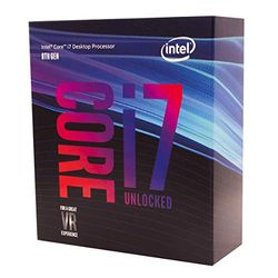 Intel Core i7-8700K - CPU