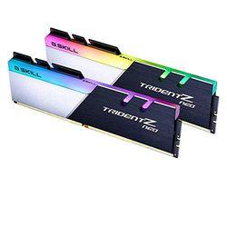 G.SKill Trident Z Neo 32GB DDR4 DDR4-3600 CL16 (F4-3600C16D-32GTZNC) - RAM DDR4