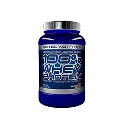 Scitec Nutrition 100% Whey Protein 920g - Nutrición deportiva