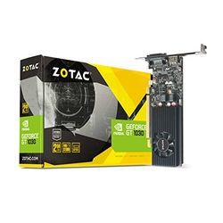 Zotac GeForce GT 1030 2048MB GDDR5 - Tarjetas gráficas