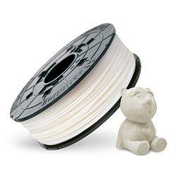 XYZprinting Filamento ABS 1.75 mm natural 600 g Refill - Materiales impresora 3D