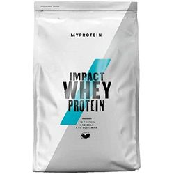 Myprotein Impact Whey Protein 1000g - Nutrición deportiva