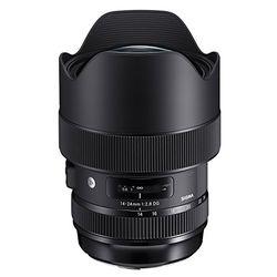 Sigma 14-24mm f2.8 DG HSM Art - Objetivos