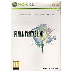 Final Fantasy XIII: Edición limitada para coleccionistas (Xbox 360) - Juegos Xbox 360