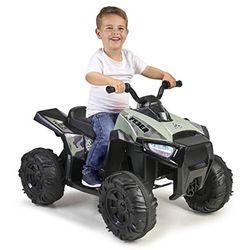 Feber Quad Boxer CE - Vehículos eléctricos para niños