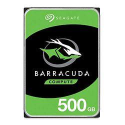Seagate BarraCuda 500GB (ST500DM009) - Discos duros
