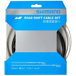 Shimano MTB Shift Cable Set PTFE (1700) black - Accesorios para cambios de marchas bicicleta