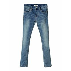 Name It Denim Thayer 1166 Sweat X-Slim Fit light blue denim - Pantalones para niños