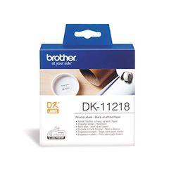 Brother DK-11218 - Etiquetas