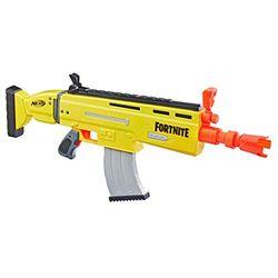 Nerf Elite - Fortnite AR-L Blaster - Pistolas de juguete