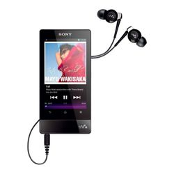 Sony Walkman NWZ-F806 32GB - Reproductores MP3