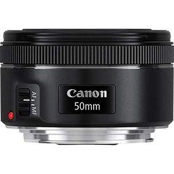 Canon EF 50mm f1.8 STM - Objetivos