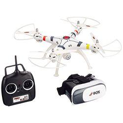 Jamara Payload GPS VR Drone Altitude HD FPV Wifi (422035) - Drones
