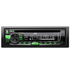 JVC KD-R469E - Autorradios