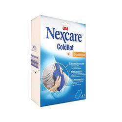 3M Medica NEXCARE 3M Bolsas de gel caliente - Bolsas de agua caliente y cojines térmicos