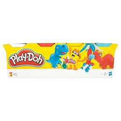 Play-Doh Pack of 4-Ounce Cans (Sweet Colors) - Juegos de modelar