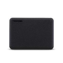 Toshiba Canvio Advance 1TB Black (HDTCA10EK3AA) - Discos duros externos