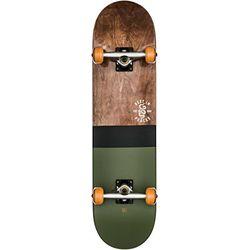 Globe Half Dip2 Dark Maple Hunter Green - Skateboards