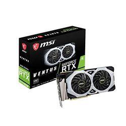 MSI GeForce RTX 2070 SUPER - Tarjetas gráficas