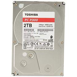 Toshiba P300 2TB (HDWD120EZSTA) - Discos duros