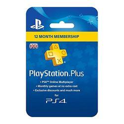 Sony PlayStation Plus Suscripción - Accesorios consolas