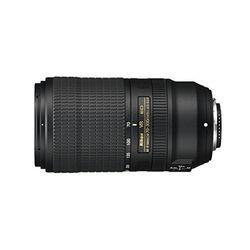 Nikon AF-P Nikkor 70-300mm f4.5-5.6 E ED VR - Objetivos