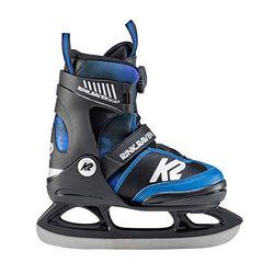 K2 Rink Raven Ice Boa 2019 black/blue - Patines sobre hielo