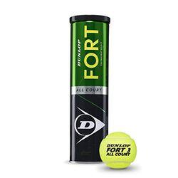Dunlop Fort All Court Tennis Balls - Pelotas de tenis