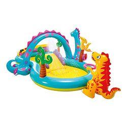 Intex Dinoland centro de juegos 333 x 229 cm - Piscinas infantiles