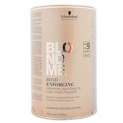 Schwarzkopf Blond Me Bond Enforcing Premium Lightener 9+ (450 g) - Tintes