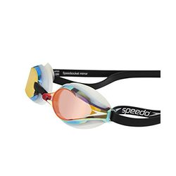 Speedo Speedsocket 2 Mirror Goggles white/mirrow - Natación