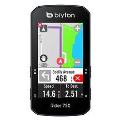Bryton Rider 750E - Ciclocomputadores