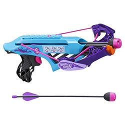 Nerf Rebelle Courage Crossbow Blaster - Arcos y flechas de juguete