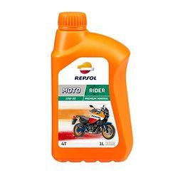 Comprar en oferta Repsol Moto Rider 4T 15W-50